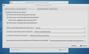 lubuntu stop safe-upgrade